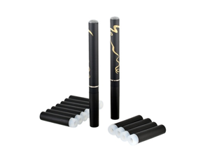 SL0040 USB Rechargeable Electronic Cigarette (Black)