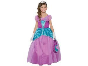 Princess Iris Childs Costume