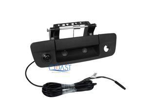 CrimeStopper SV-6834.CHR 170°Tail Gate Handle Color Camera for Dodge RAM 2009-13