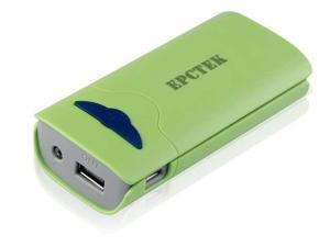 CBD 2600mah LA105 Green Portable Supply External USB Backup Battery Charger Power Bank For Smartphone  LG  HTC  Sony  Samsung ...