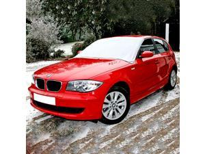 Magnetic Car Windscreen Ice Frost Shield Snow Cover Dust Protector Weather