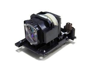 Compatible Projector Lamp for Hitachi CP-X5021N with Housing, 150 Days Warranty - OEM