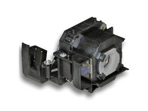 Compatible Projector Lamp for Epson V13H010L36 with Housing, 150 Days Warranty