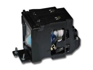 Original Projector Lamp for Panasonic PT-L200U with Housing, Philips / Osram Bulb Inside, 150 Days Warranty