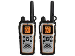 Motorola MU350R - 35 Mile Range Talkabout 2-Way Radios with Bluetooth, Pair