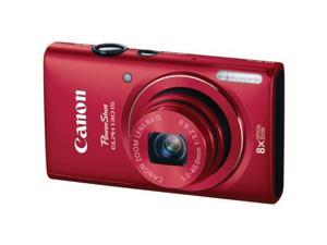 Canon 8197B001 16 Megapixel Powershot Elph 130 Is Digital Camera (Red)