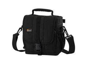 Lowepro Adventura 140 Carrying Case for Camcorder - Black - Polyester, Ripstop