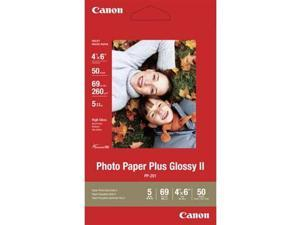 "Canon PP-201 Photo Paper - 4 x 6"" - Glossy"""