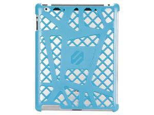 Scosche webKASE IPD2HFBL for iPad 2/3/4 -Blue