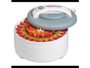 Nesco Fd61whc Food Dehydrator All In One Kit 5Tray Jerky Gun
