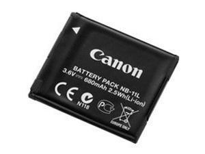 Canon NB-11L Digital Camera Battery - 680 mAh - Lithium Ion (Li-Ion) - 3.6 V DC