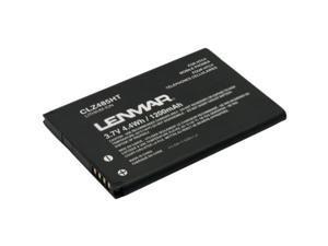 Lenmar Black 1200 mAh Replacement Battery for HTC Salsa G15, Design 4G Cellular Phones CLZ485HT