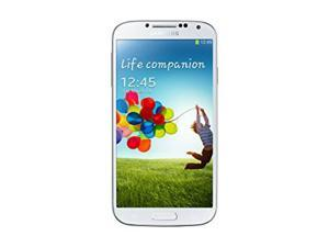 "Samsung Galaxy S4 I337 4G AT&T 5"" Unlocked GSM Android Cell Phone  2GB RAM - 16GB - White"