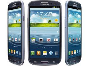 Samsung Galaxy S3 I747 Blue AT&T Cell Phone - Certified Refurbished
