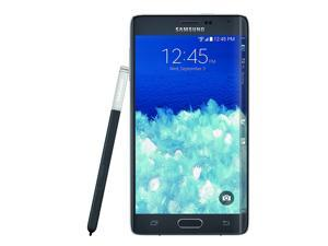 Samsung Galaxy Note Edge SM-N915A N915A Charcoal Black 32GB AT&T Unlocked Cell Phone