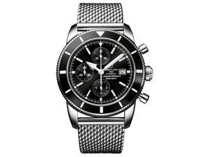 Breitling Superocean Heritage Black Dial Mens Watch A1332024-B908BKRD