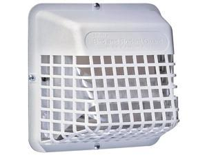 Deflecto UBGWL Universal Dryer Vent Bird Guard