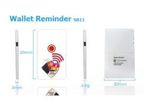 Ardi Bluetooth 4.0 Remote Alarm Phone Finder with card size for iPhone 4S/5