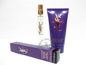 Manifesto By Yves Saint Laurent For Women - 2 Pc Gift Set 1.6oz Edp Spray, 1.6oz Perfumed Shower Gel