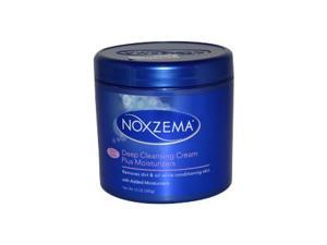 PACK OF TWO(2)Deep Cleansing Cream Plus Moisturizers By Noxzema For Unisex - 12 Oz Moisturizer