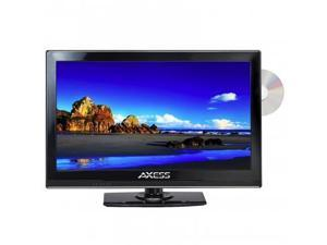"TVD1801-15 15.4"" LED AC/DC TV with DVD Player Full HD with HDMI, SD card reader and USB"