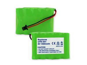 Empire Battery CPH-541 Replaces PANASONIC HHR-P516A 1500mAh NIMH CYBER HOLIDAY