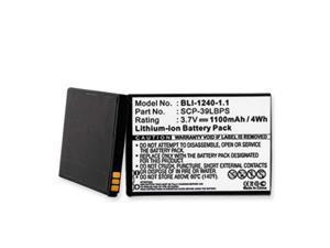 Empire Battery BLI-1240-1.1 Replaces KYOCERA ECHO M9300 LI-ION 1100mAh