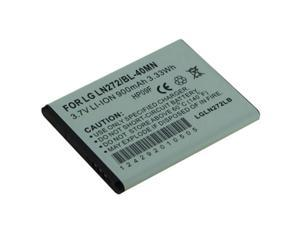 New Cell Phone Battery for LG Rumor Reflex Xpression BL-40MN