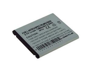 New Cell Phone Battery for LG Nitro HD Spectrum &#59; BL-49KH