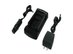 Duracell DRCDuracellAM1 camcorder battery charger with one plate