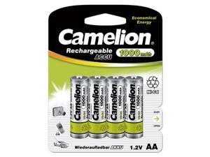 Camelion NC-AA1000 1.2V 1000mAh AA NI-CD 4pk Blister FAST USA SHIP