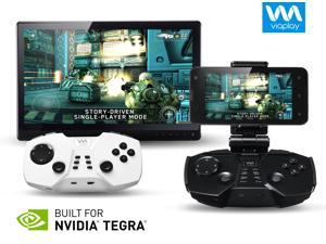 Viaplay GF2-01CB Mobile Bluetooth Gaming Controller Via-Gamepad F2 for Android Smart Phones, iPhone, iPad, Tablets, PC and ...