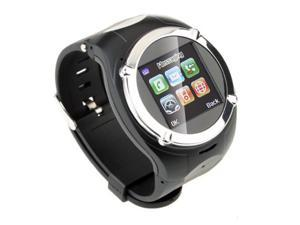 "PGD MQ998 Watch Cell Phone - 1.5"" Wide Touch Screen MP3/4 FM Camera Voice and Video Recorder"
