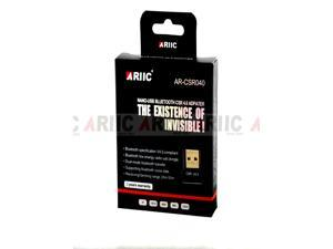 New ARIIC Bluetooth Mini USB Bluetooth CSR4.0 Wireless Adapter Dongle 20m for PC