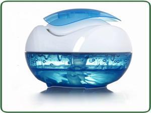 USB desktop small air purifier fragrance & humidifier for office desk living room bedroom restroom