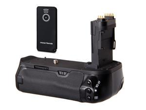 BG-E13(LP-E6) Battery Holder Grip with Infrared remote for Canon EOS 6D DSLR Camera