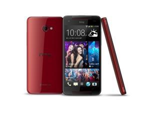 "5"" Unlocked HTC Butterfly s 1.9GHz Quad Core Qualcomm Snapdragon 600 Android 4.2 Jelly Bean 16GB X901e Smart Phone - Red"