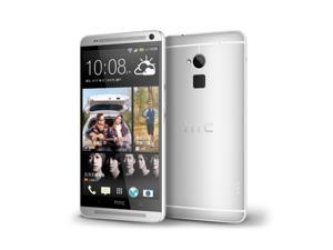 "New Unlocked HTC One Max 803s 4G LTE 16GB 5.9"" Andriod - Silver"