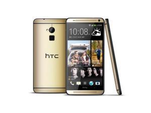 "Unlocked HTC One Max 803s 4G LTE 16GB 5.9"" Andriod Fingerprint Gold"