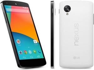 New Unlocked Google LG Nexus 5 D821 16GB / 8MP / Android 4.4 / 3G / WiFi  - White