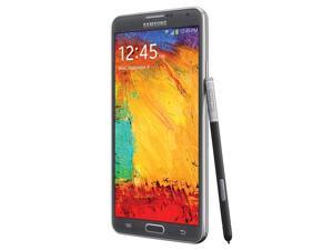 BNIB SAMSUNG GALAXY NOTE 3 GT-N9005 32GB BLACK NOTE III FACTORY UNLOCKED LTE 4G 3G 2G NEW (2G & 3G 850/900/1900/2100 & 4G ...