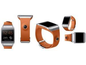 SAMSUNG SM-700 GALAXY GEAR SMART WATCH ORANGE