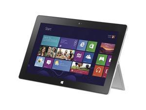Microsoft - Surface 2 with 32GB - Magnesium - Tablet Only