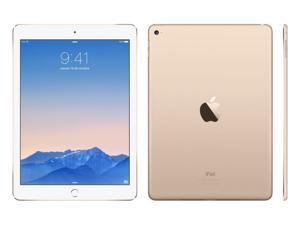 Apple iPad Air 2 MH1J2LL/A (128GB, Wi-Fi, Gold) NEWEST VERSION