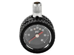 Trades Pro® Dial Tire Gauge With Rubber Boot 0-60 Psi - 836432