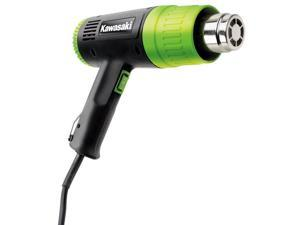 Kawasaki 840015 -10 pc Dual Temperature Heat Gun Kit