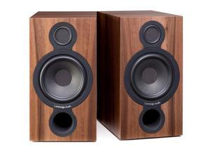 Cambridge Audio Aero-2 Bookshelf Speakers - Walnut Pair