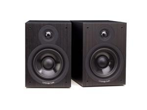 Cambridge Audio SX50 Bookshelf Speakers - Black Pair