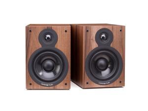 Cambridge Audio SX50 Bookshelf Speakers - Walnut Pair
