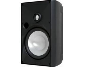 SpeakerCraft ASM80636 Outdoor Element Speaker - Each (Black)
